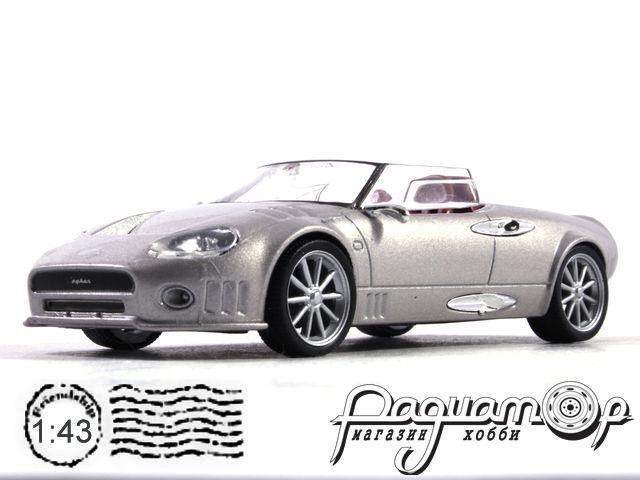 Суперкары №27, Spyker C12 Spyder (2008) (VZ)