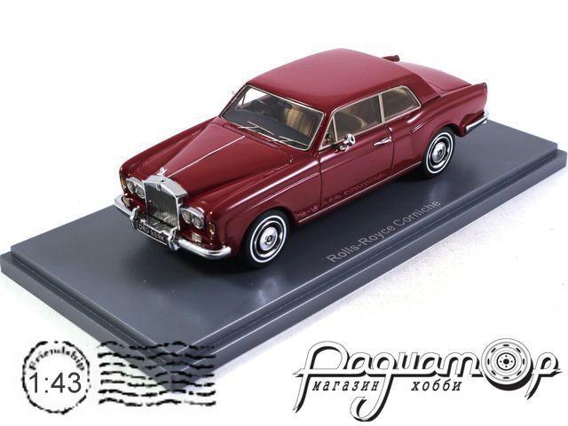 Rolls Royce Corniche FHC RHD (1971) 44185