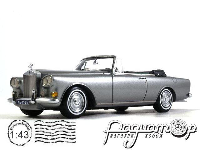 Rolls Royce Silver Cloud 3 Mulliner Park Ward Cabrio (1963) 44195