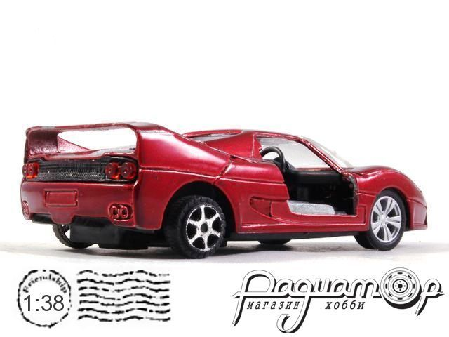 Модель авто 1:38 (NA)***
