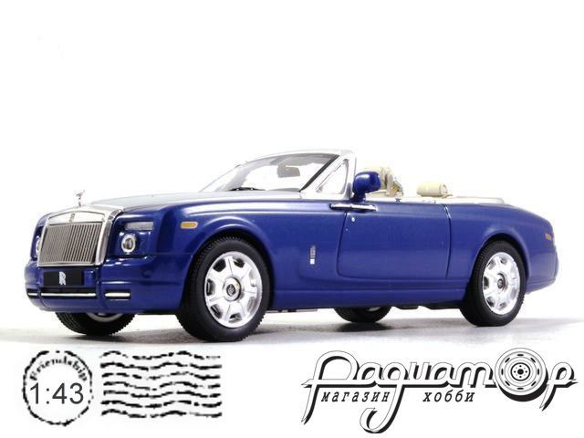 Rolls Royce Phantom Drophead Coupe (2009) MOC127 (MM)
