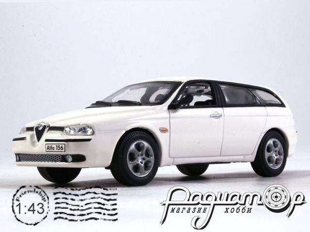 Alfa Romeo 156 (1997) Cararama (MM)