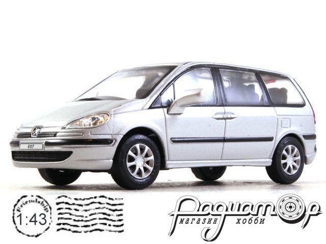 Peugeot 807 (2002) Cararama (VZ)
