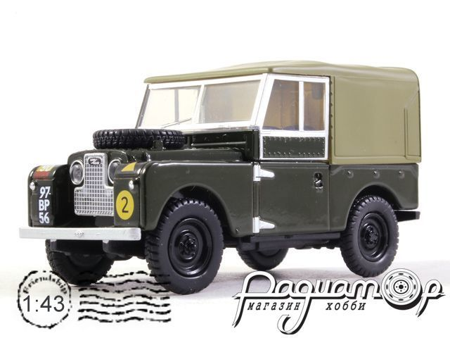 Land Rover Series 1 88 (1950) LAN188020 (Z)