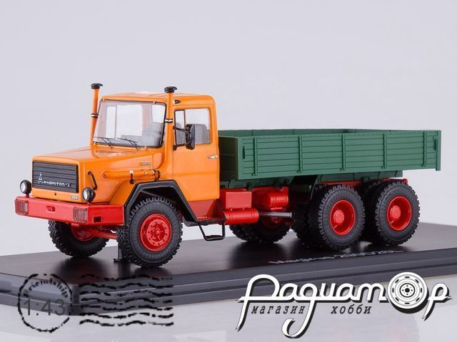 Magirus 290D26L бортовой (1974) SSM1287