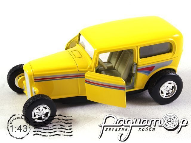 Ford Deuce Sedan (1932) Road Champs (L)