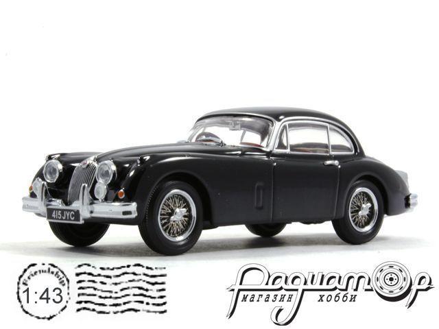 Jaguar XK150 Сoupe (1957) JAGXK150001