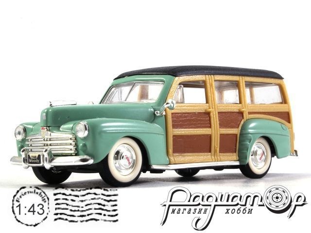 Ford Woody (1948) (L)*