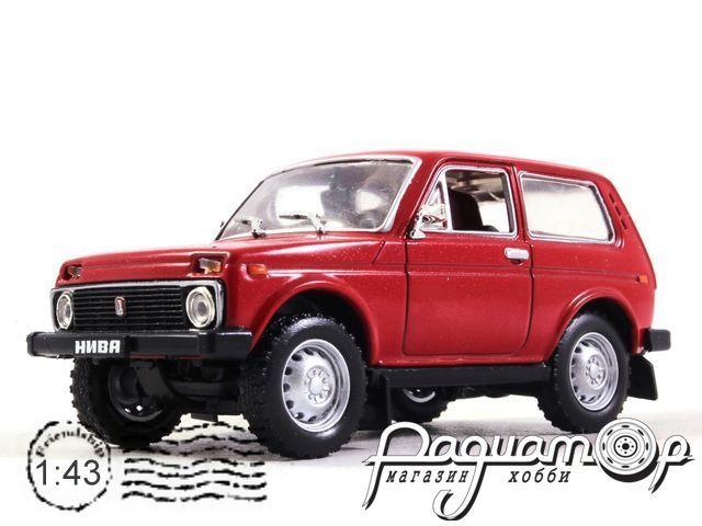 Автолегенды СССР Лучшее №20, ВАЗ-2121 «Нива» (1977)
