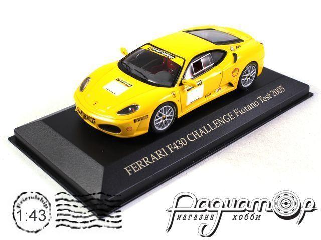 Ferrari F430 Challenge Fiorano Test (2005) FER042