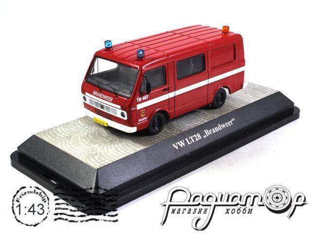 Volkswagen LT28 Feuerwehr (1996) 13353