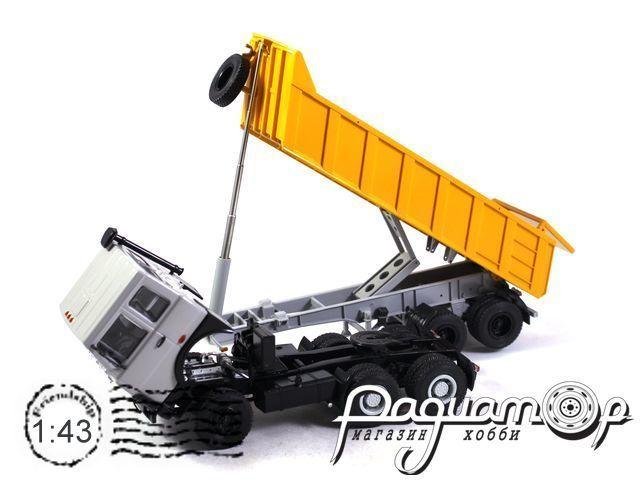 МАЗ-6422 с самосвальным полуприцепом МАЗ-9506-20 (1986) 101517