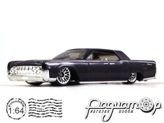 Lincoln Continental (1964) Hot Wheels (L)*