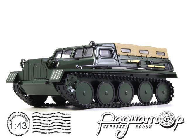 ГАЗ-47 (ГТ-С) с тентом (1954) 101852