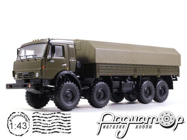 КамАЗ-6350 8х8 Мустанг (1998) 101951