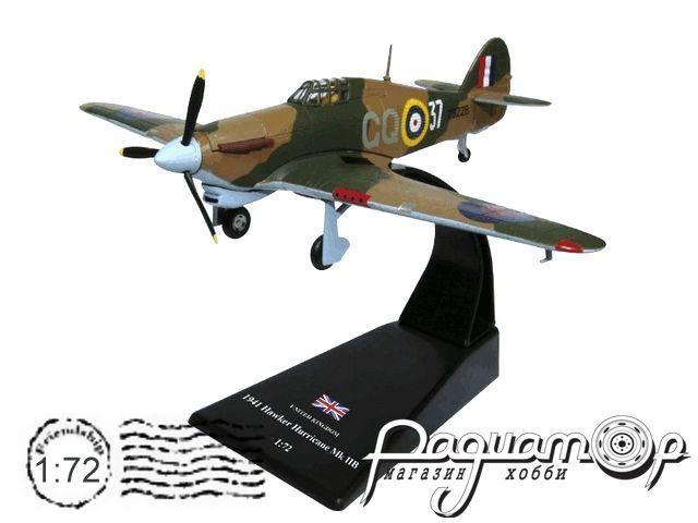 Hawker Hurricane Mk IIB (1941) SS05