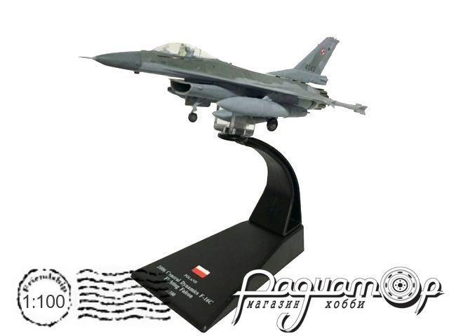 General Dynamics F-16C Fighting Falkon (2006) SS02