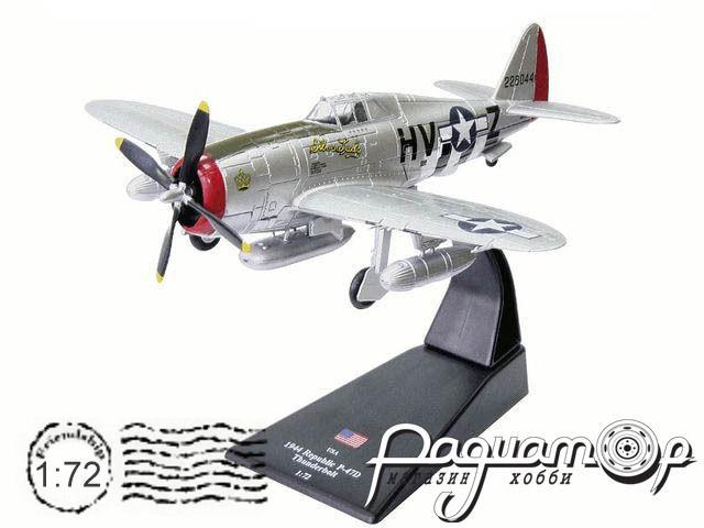 Republic P-47D Thunderbolt (1944) SS44