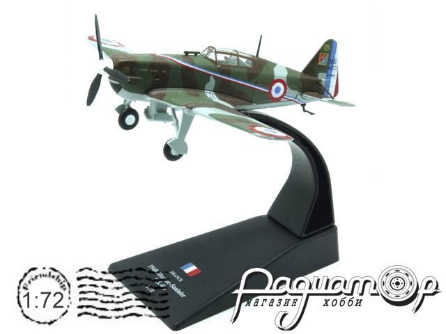 Morane-Saulnier MS.406 (1940) SS51