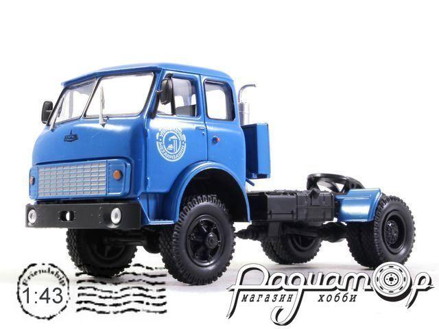 МАЗ-5431 седельный тягач