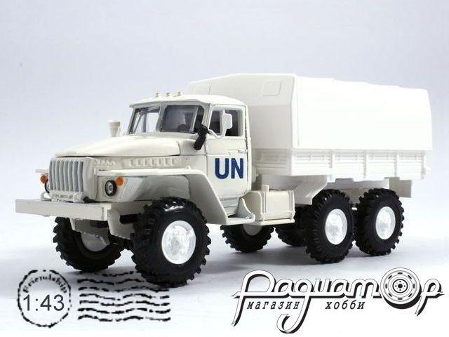 УРАЛ-4320 ООН (1977) 2020 (TI)