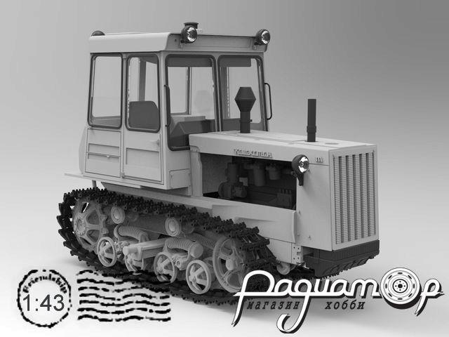 Сборная модель Трактор ДТ-75МЛ (1986) RTM027-K