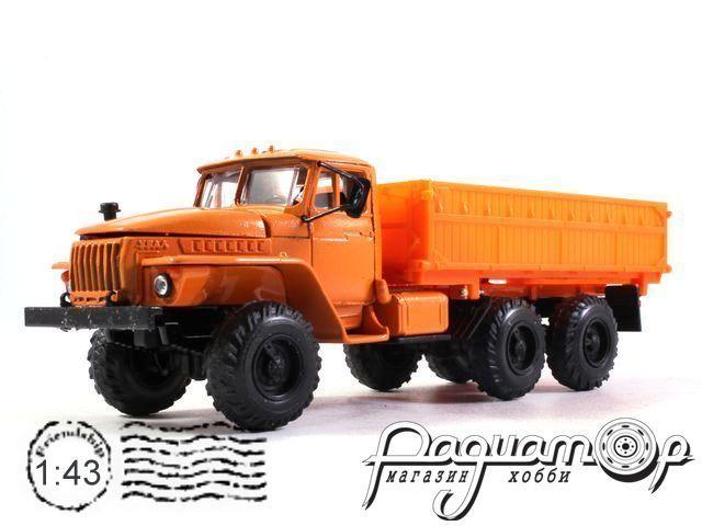 УРАЛ-5557 сельхозник (1984) 2007-1-D