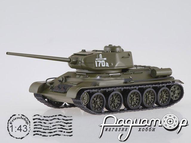 Танк Т-34-85 (1944) SSM3020