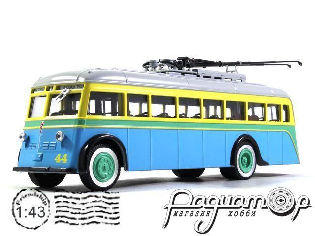 Троллейбус ЯТБ-1 (1936) 78900100