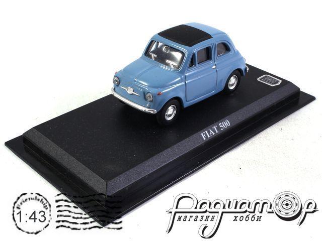 Fiat 500 (1960) 170317 (I)