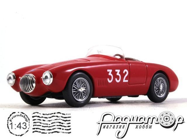 Osca MT4 №332, Mille Miglia (1957) 45118 (I)