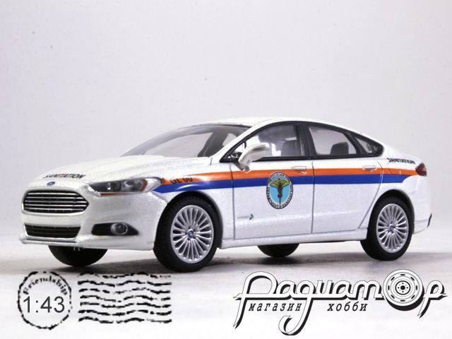 Ford Fusion DSNY New York City Department of Sanitation (2013) 86053