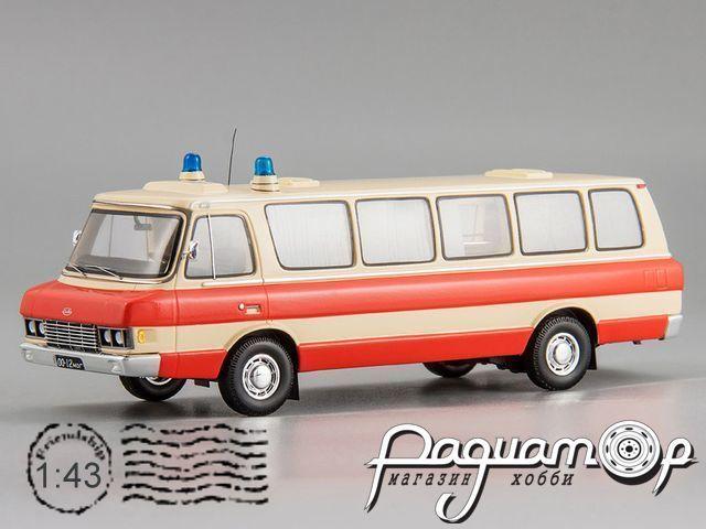 ЗИЛ-118КС (шасси №10), г. Москва (1980) 111906