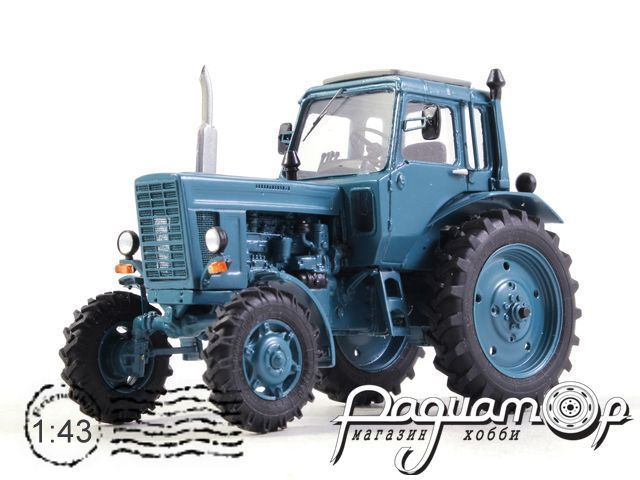 Трактор МТЗ-80 «Беларус» (1974) RTM003-G