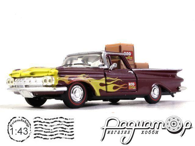 Chevrolet El Camino (1956) Road Champs (L)