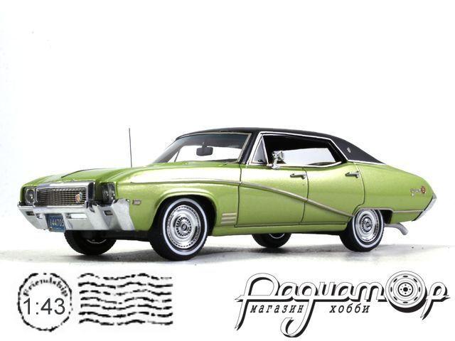 Buick Skylark Sedan (1968) 44705