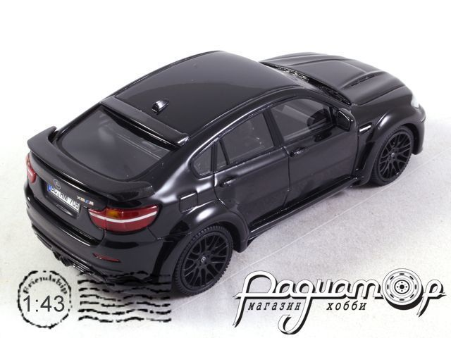 BMW X6 Hamann Tycoon Evo (2011) 45705