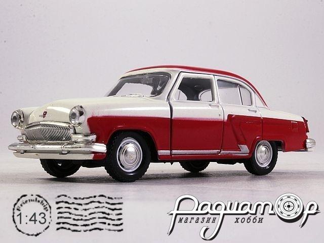 ГАЗ-21 «Волга» (1956) 34101