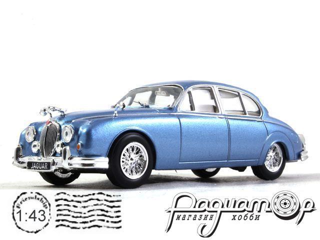 Jaguar Mk II (1960) WB201