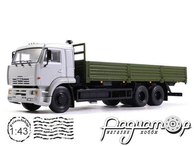 КАМАЗ-65117 бортовой (2003) 101685