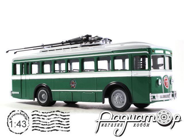 Троллейбус ЛК-2 (1934) 78900087