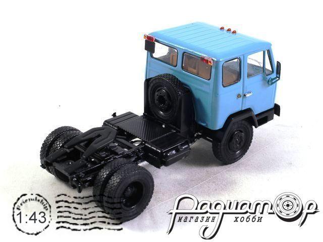 КАЗ-608В седельный тягач (1976) SSM1292