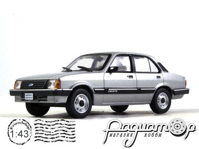 Chevrolet Chevette (1987) OP118