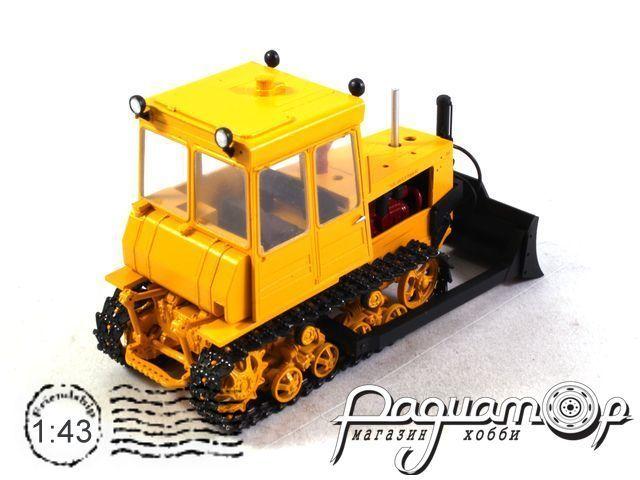 Бульдозер ДТ-75МЛ (1986) RTM028