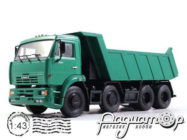 КамАЗ-6540 самосвал (2006) 101616