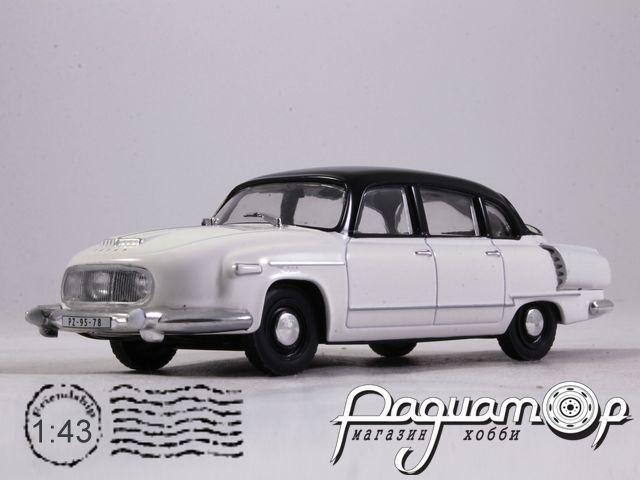 Regi Idok Legendas Autoi №16, Tatra 603-1 (1960)
