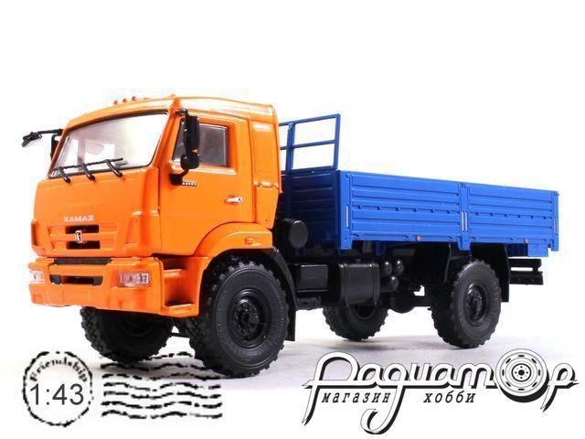 КАМАЗ-43502 бортовой (2013) 101630