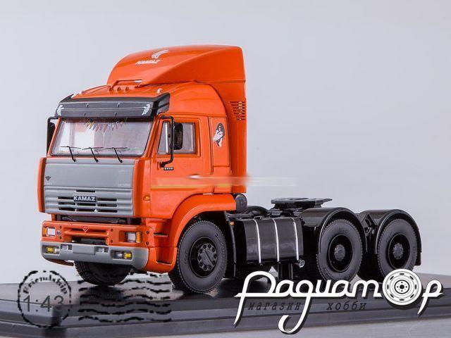 КАМАЗ-6460 седельный тягач (2006) SSM1248