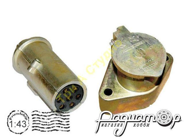 Розетка ПС-325 (1шт) A056