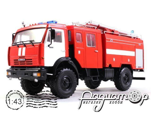 АЦ-3-40 (КамАЗ-43502) (2000) 102002